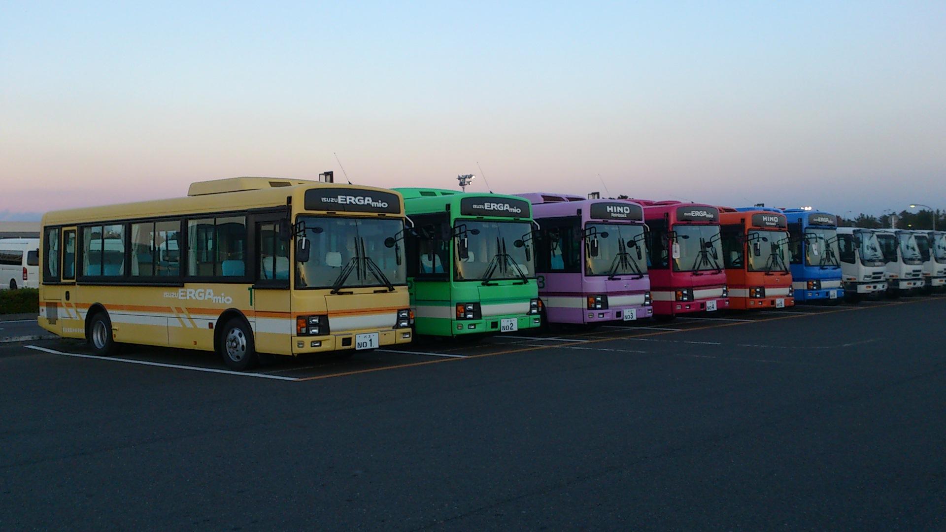中研のバスその1