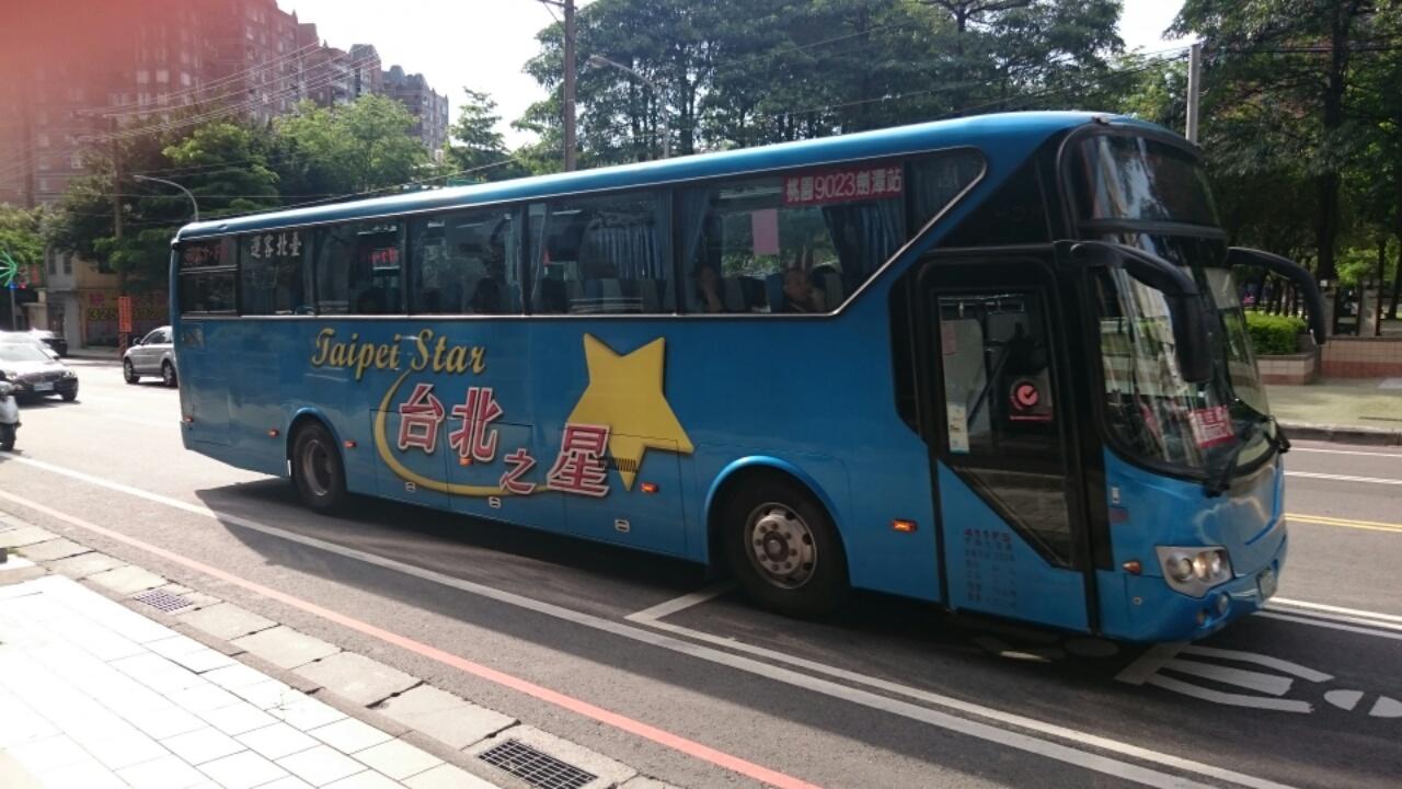 台湾のバス2