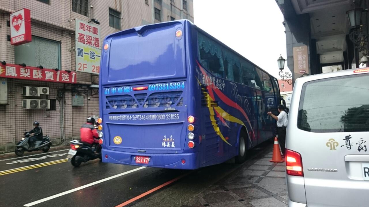 台湾のバス3