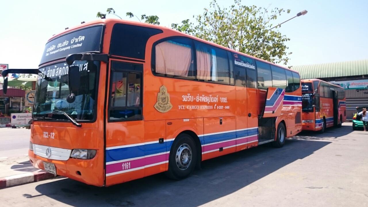 タイのバス4