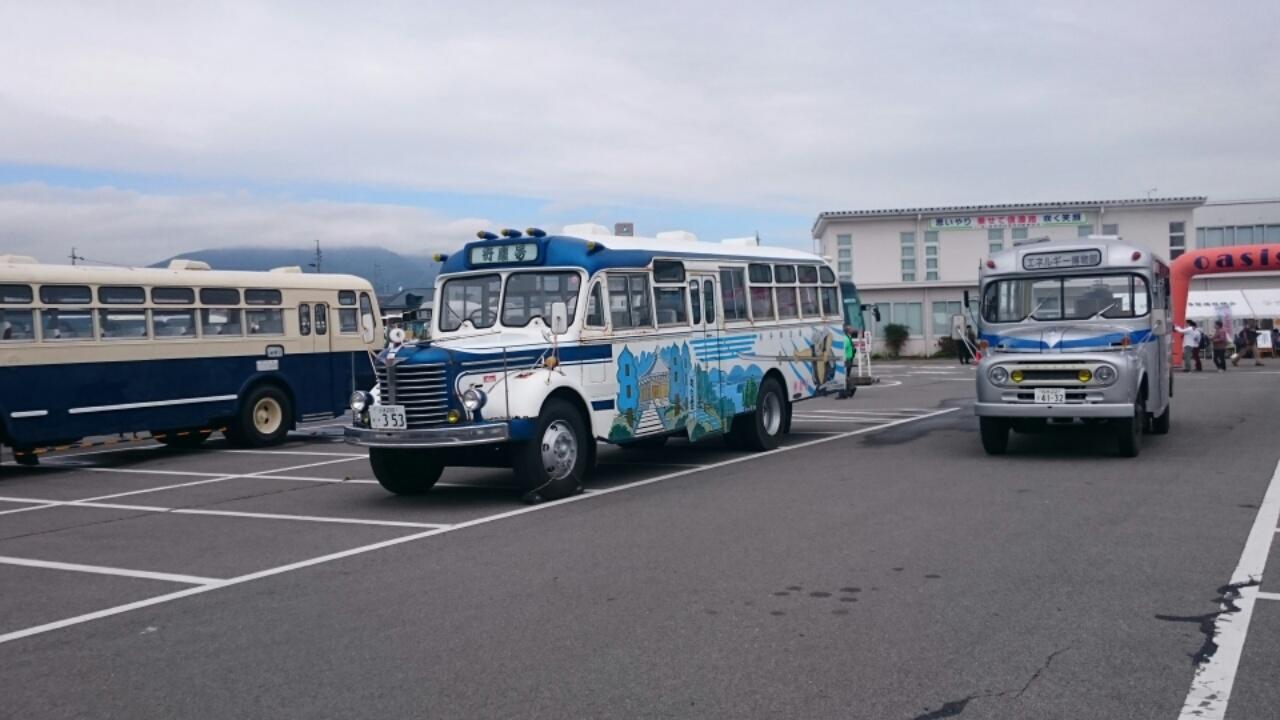 信州バス祭り