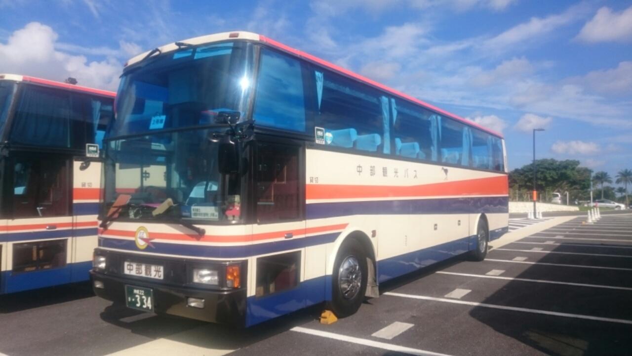 沖縄のバス