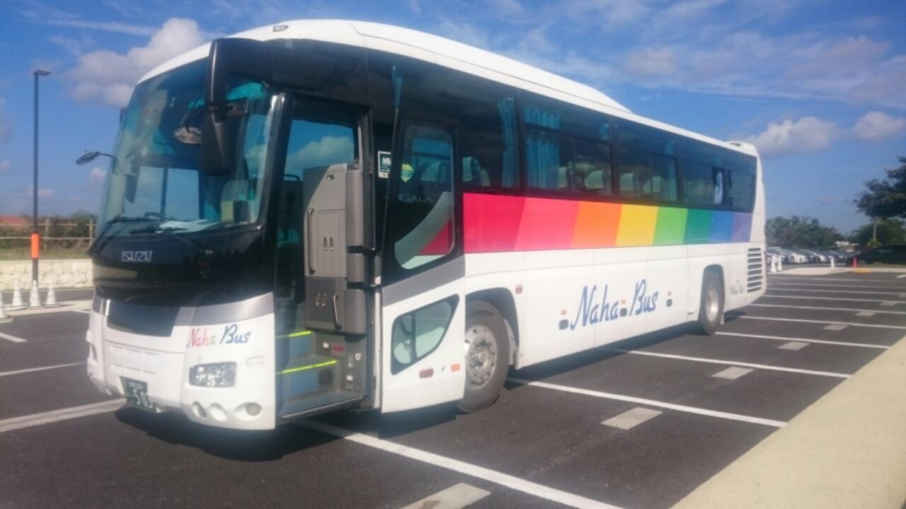 沖縄のバス3