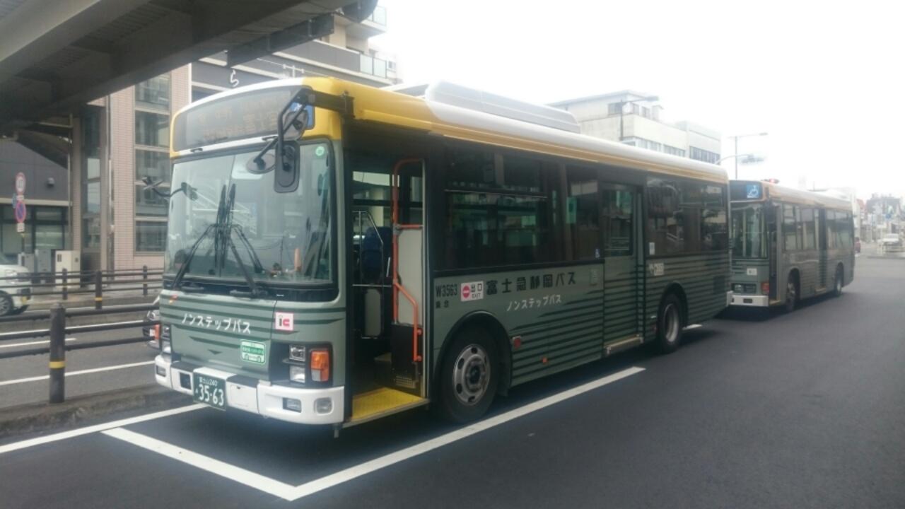 富士宮駅前