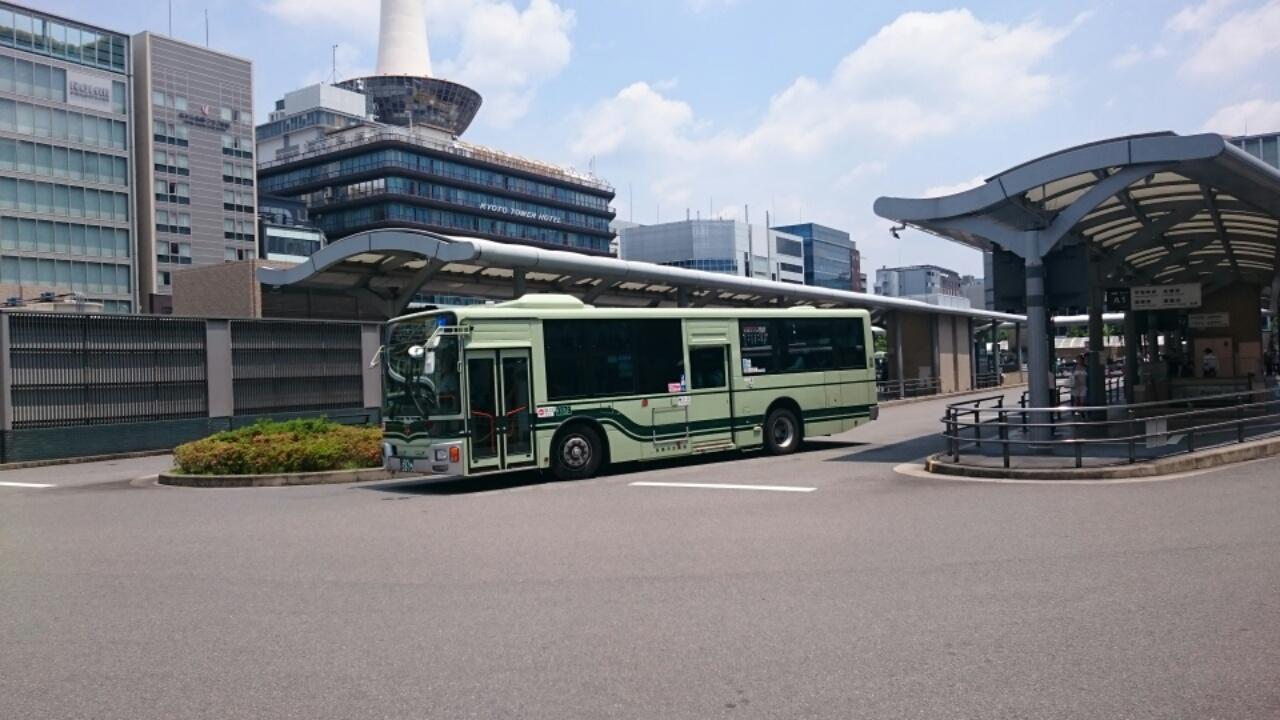 京都市営バス2