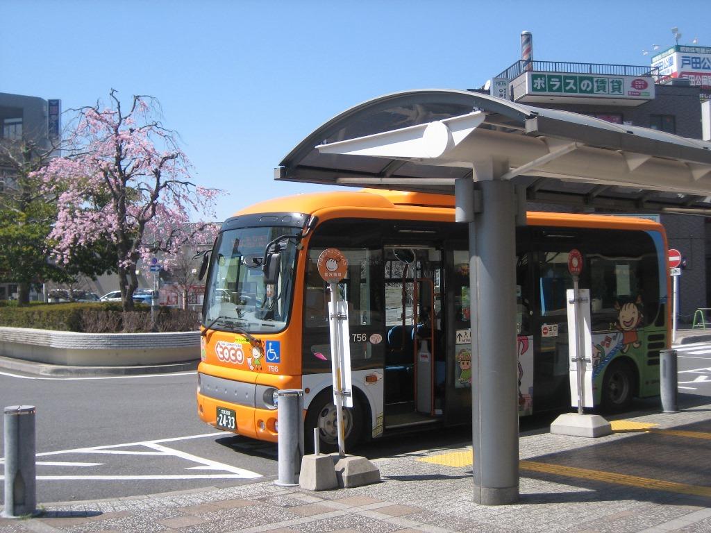 戸田市コミュニティバス