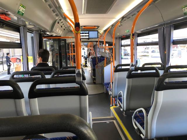 連節バス2